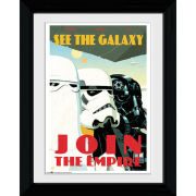 Star Wars Join the Empire - Collector Print - 30 x 40cm