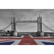 Tanya Chalkin Tower Bridge - Maxi Poster - 61 x 91.5cm