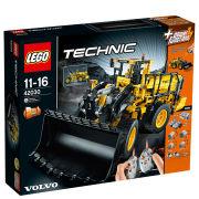 LEGO Technic: Op afstand bedienbare VOLVO L350F Wiellader (42030)
