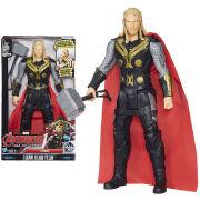 Marvel Avengers Age of Ultron Titan Hero Tech Interactive Electronic Thor Action Figure