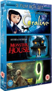 Coraline / Monster House / 9