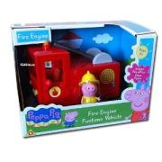 Peppa Pig Vehicles - Fire Engine