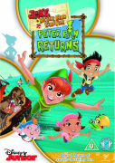 Jake and the Never Land Pirates: Peter Pan Returns