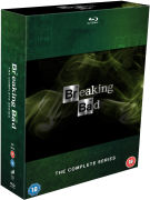 Breaking Bad - Seasons 1-5 (Includes UltraViolet Copy)