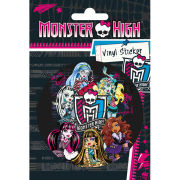 Monster High Girls - Vinyl Sticker - 10 x 15cm