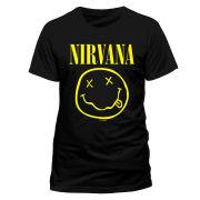 Nirvana Men's T-Shirt - Smiley