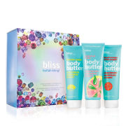 bliss Buttah-Bling: Body Butter Trio (Worth: £66.00)