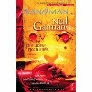 Sandman Paperback Volume 1 Preludes & Nocturnes New Ed