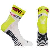 Northwave Men's Speed Socks - White/Yellow