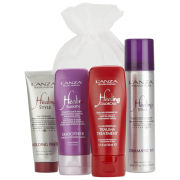 L'Anza Introductory Hair Pack (Contents may vary)
