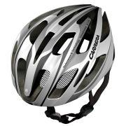 Carrera Velodrome 2014 Road Helmet - Gloss White/Silver