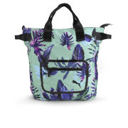 Puma Dazzle Shopper Bag - Electric Green