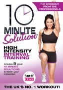 10 Minute Solution High Intensity Interval Training