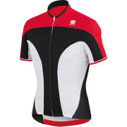 Sportful Crank 3 Jersey - White/Black