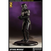 Sideshow Collectables Blackhole Stormtrooper 19.5 Inch Figure