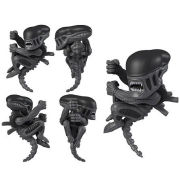 NECA Alien Xenomorph Series 2 3.5 Inch Scaler Action Figure