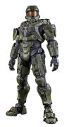 ThreeA Halo 4 Master Chief 1:6 Scale Figure