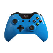 Official Xbox One Wireless Custom Controller - Gloss Blue