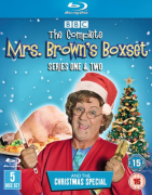 Mrs Brown's Boys - Series 1-2 and Christmas Special