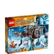 LEGO Legends of Chima: Maula's Ice Mammoth Stomper (70145)