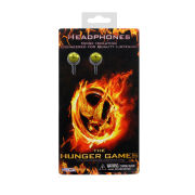 Hunger Games Girl On Fire Bird Ear Buds