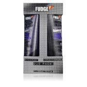 Fudge Violet Clean Blonde Shampoo and Conditioner Duo (300ml)