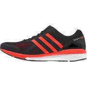 adidas Men's Adizero Tempo 7 Running Shoes - Black/Red