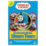 Thomas & Friends All Aboard With The Steam Team