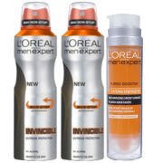 L'Oreal Paris Men Expert Invincible 96 Hours Bundle