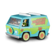 Hot Wheels Elite Scooby Do Mystery Machine With Mini Figures 1:50 Scale Model