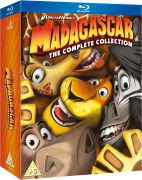 Madagascar 1-3 Box Set