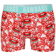 Bawbags Men's Lips Boxer Shorts