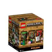 Lego Cuusoo Minecraft Micro World - The Village