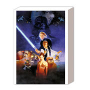 Star Wars Return Of The Jedi One Sheet - 40 x 30cm Canvas