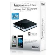 iSound Universal Powerflash 1400mah Backup Battery
