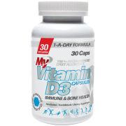 MyVitamin D3 Caps