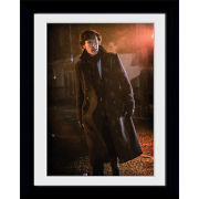 Sherlock Street Light - 30 x 40cm Collector Print