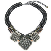 Nocturne Women's Lala Necklace - Grey