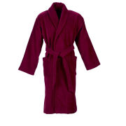 Christy Supreme Robe - Raspberry