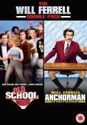 Will Ferrell Box Set: Anchorman / Old School