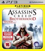 Assassin's Creed Brotherhood (Platinum)