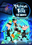 Phineas and Ferb: The Movie - Across the Second Dimension
