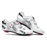 Sidi Wire Carbon Vernice Cycling Shoes - White - 2015