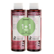 Korres 1+1 Shower Gel Japanese Rose 250ml x2