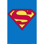 Superman Logo - Maxi Poster - 61 x 91.5cm