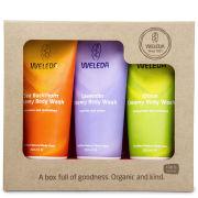 Weleda Creamy Body Wash Gift Set