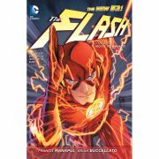 The Flash Volume 1: Move Forward Paperback (The New 52)