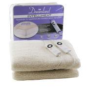 Dreamland Double/Dual Soft Fleece Under Blanket
