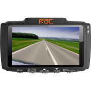RAC Dashboard Car Video Recorder Camera with G-Sensor and GPS