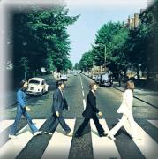 Beatles Abbey Road Album Pin Badge